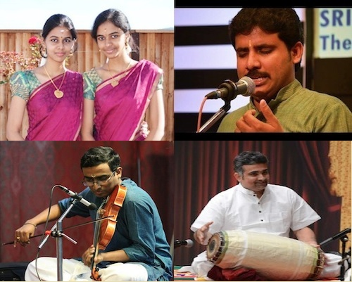 Carnatic Ensemble